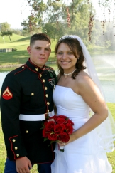 Sam & Krystal's Wedding, Camp Pendleton, CA