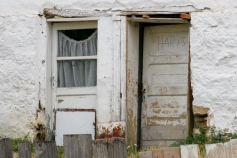 Doorways in Novi Pazar.