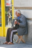 Street Musician, Belgrade