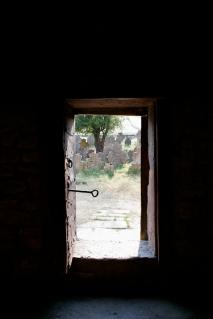 Doorway to Petrova Crkva.