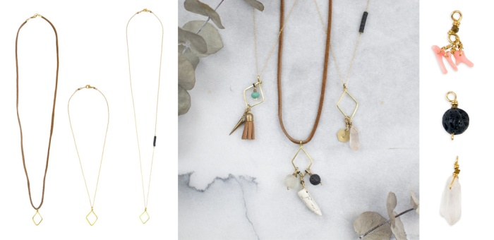 Brave Necklace Collection