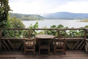 Lake Bunyonyi, Uganda.