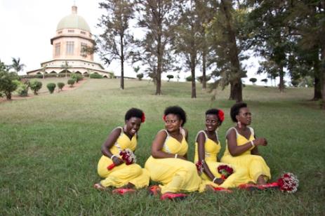 Aloysius & Agnes' Kampala, Uganda wedding