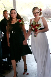 Justin & Heather's Wedding, Old Poway Park, Poway, CA