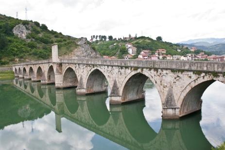 The Bridge Over the Drina