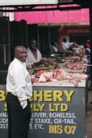 Bugalobi Market, Uganda.